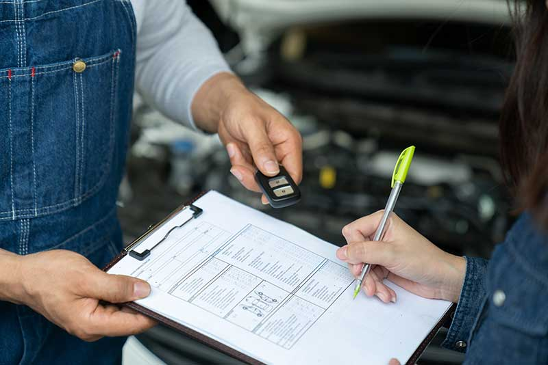 How does commercial hire purchase work